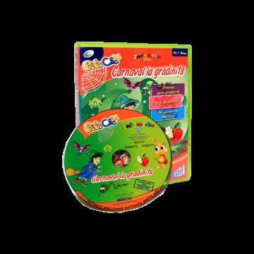 PitiClic - Carnaval la gradinita (CD-ROM) 3-7 ani