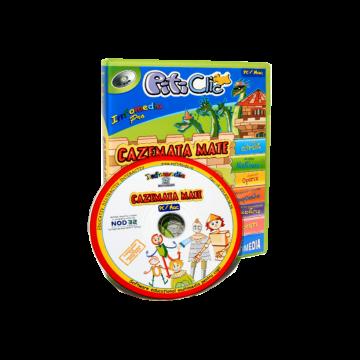 PitiClic - Cazemata Mate (CD-ROM)