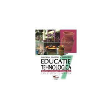 Educatie tehnologica - manual clasa a VII-a
