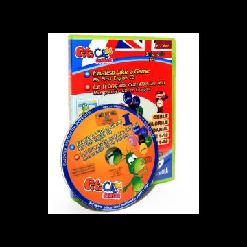 PitiClic Senior - Engleza si Franceza ca un joc / English Like a game / Le francais comme un jeu (CD-ROM)