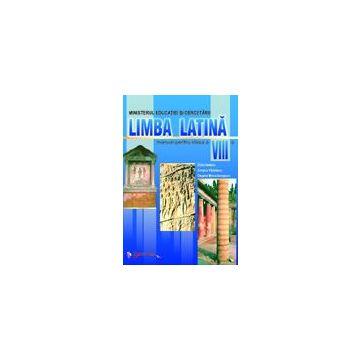 Limba latina - manual clasa a VIII-a