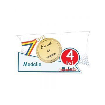 Medalie premiere