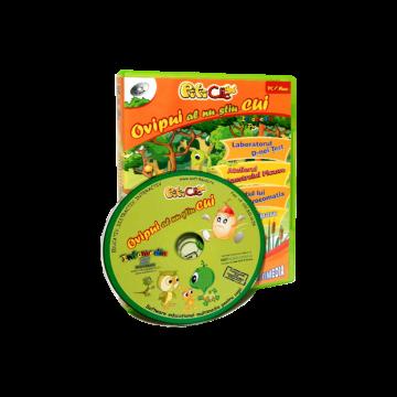 PitiClic Ovipui-al-nu-stiu-cui (CD-ROM) 3-7 ani