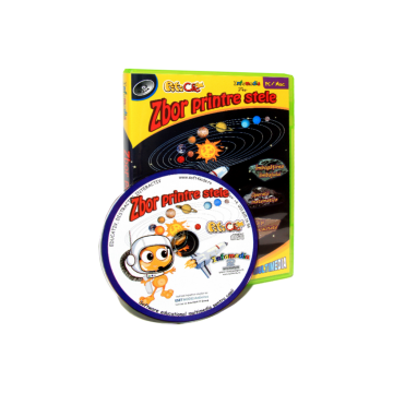 PitiClic Zbor printre stele (CD-ROM) 3-7 ani
