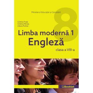 Manual Limba Moderna 1 Engleza – clasa a VIII-a (Booklet)