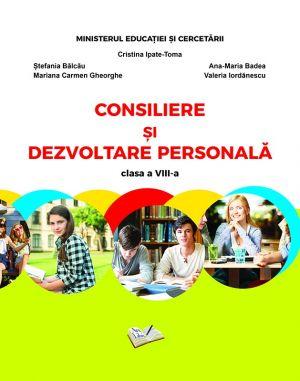 Consiliere si dezvoltare personala - manual pentru clasa a VIII-a (Ars libri)