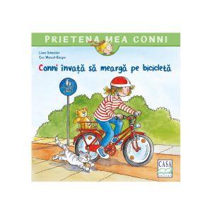 Conni invata sa mearga pe bicicleta (CASA)