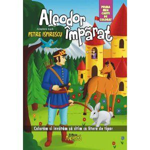 Aleodor Imparat - prima mea carte de colorat (Andreas)