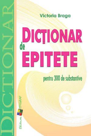 Dictionar de epitete (Epigraf)