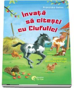 Invata sa citesti cu Ciufulici (Booklet)