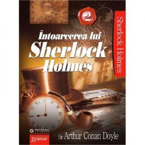 Intoarcerea lui Sherlock Holmes vol. 2 (Mondoro)
