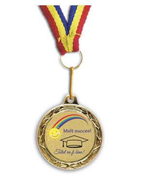 Medalie-Totul va fi bine! (Taida)
