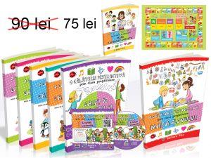 Setul educativ - O calatorie distractiva prin clasa pregatitoare