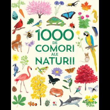 1000 de comori ale naturii (Litera)