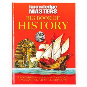 Knowledge Masters BIG BOOK OF HISTORY - Marea carte de istorie (1064/HIBB)