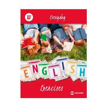 Un exercitiu pe zi limba engleza - Everyday English Exercises (Aquila)