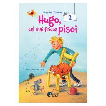 Hugo, cel mai fricos pisoi - Christian Tielmann, Marion Elitez (Booklet)