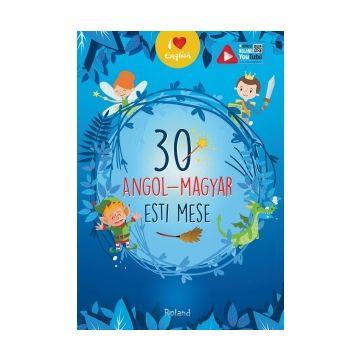30 povesti de seara engleza-maghiara (Aquila)