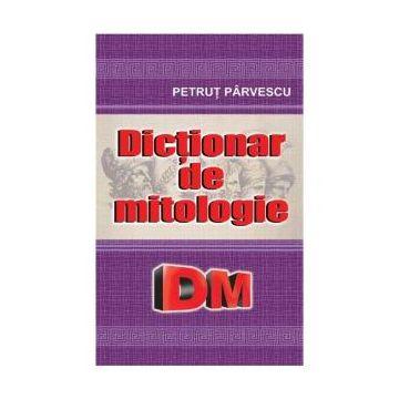 Dictionar de mitologie (Cartex)