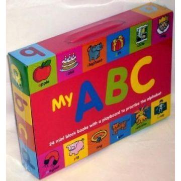 My ABC Mini Books (1760/ABCBX)