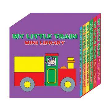 Mini Library of Trains (1956/LTML)