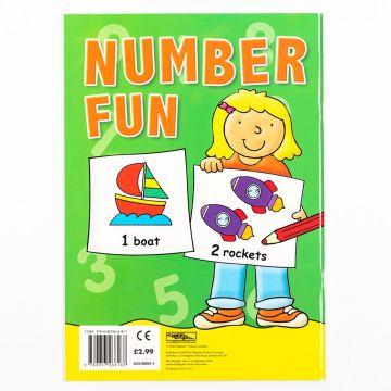 Early Learning Colouring Books- Carte cu activitati (2618/OMCB1-4)
