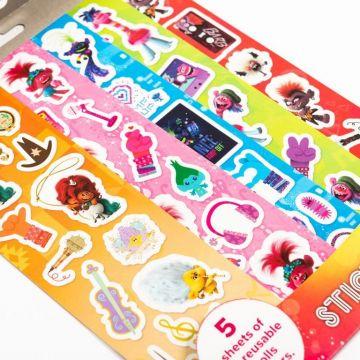 Trolls 2 Sticker Fun - Autocolante amuzante (3179/TRSF)