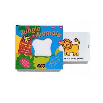 Magic Colour: Jungle Animals, Animale din jungla (2885/JUMC)
