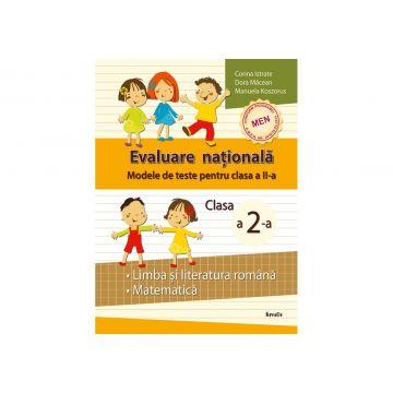 Evaluare națională pentru cls. a II-a (Kreativ)