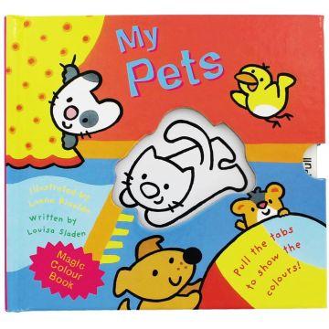 Magic Colour: My Pets, Animalutele de companie (2884/PEMC)