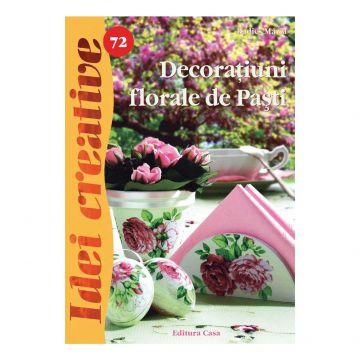 Decoraţiuni florale de Paşti - Idei creative 72 (Casa)