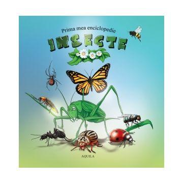 Prima mea enciclopedie. Insecte (Aquila)