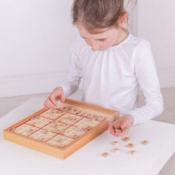 BigJigs Joc din lemn - Sudoku