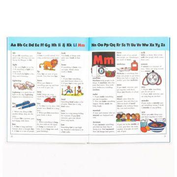 Young Learners First Dictionary, Primul dictionar în engleză pentru cei mici (948/DTYL)