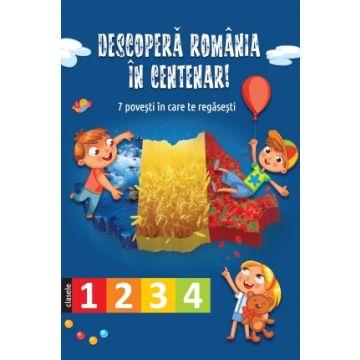 Descopera Romania in Centenar. 7 povesti in care te regasesti (Sinapsis)