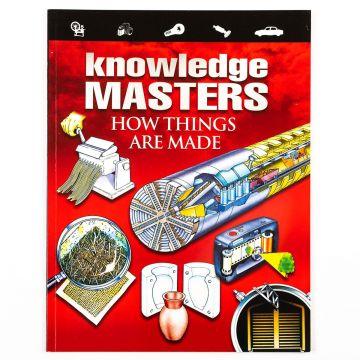 K/M  How Things Are Made- mare carte despre cum sunt facute lucrurile (960/TMKM)