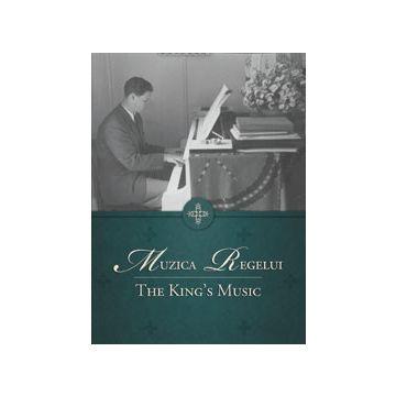 Muzica regelui (Carte+CD) Ed. II (Curtea veche)