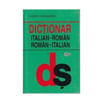 Dictionar italian-roman, roman-italian (Cartex)
