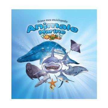 Prima mea enciclopedie. Animale marine (Aquila)