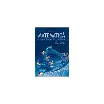 Matematica. Culegere de exercitii si probleme – clasa a VII-a (Aramis)