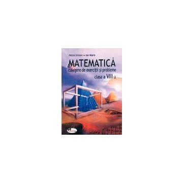 Matematica. Culegere de exercitii si probleme – clasa a VIII-a (Aramis)