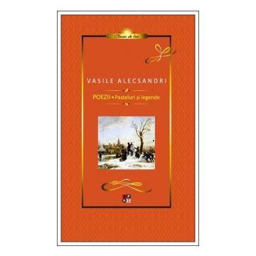 Poezii. Pasteluri si legende - V. Alecsandri (Minerva)