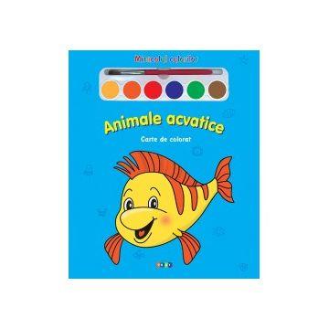 Miracolul culorilor. Animale acvatice (Prut)