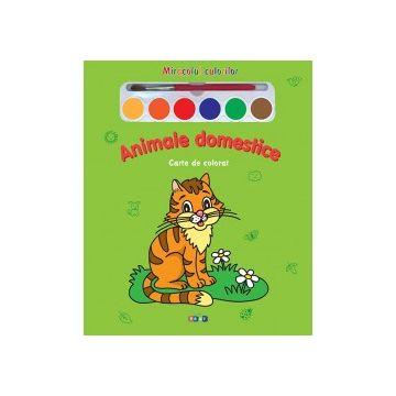 Miracolul culorilor. Animale domestice (Prut)