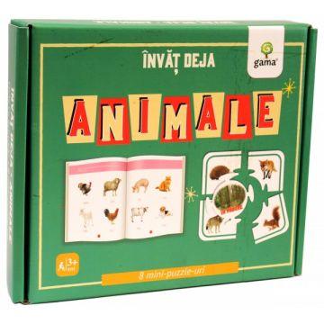 Invat deja animale (GAMA)