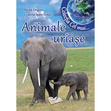 Animale uriase (Ars Libri)