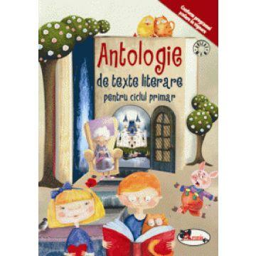Antologie de texte literare - Ciclul primar (Aramis)