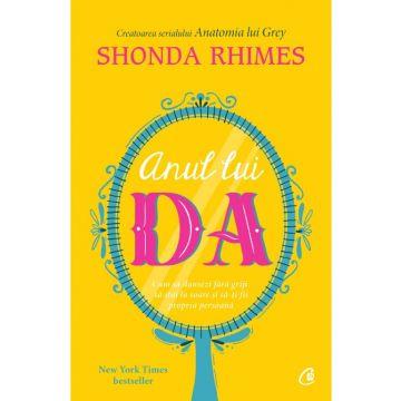 Anul lui DA de Shonda Rhimes (Curtea veche)