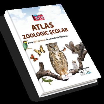 Atlas zoologic scolar (CD Press)