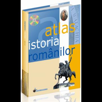 Atlas Istoria Romaniei (Steaua Nordului)